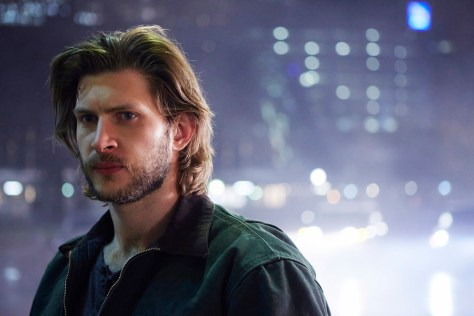 """BITTEN -- """"Fine Temporum"""" Episode 210 -- Pictured: Greyston Holt as Clay Danvers -- (Photo by: Shane Mahood/She-Wolf Season 2 Productions Inc.)"""
