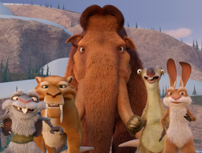 ICE AGE: THE GREAT EGG-SCAPADE: FOX puts a prehistoric spin on the world's first Easter egg hunt in the all-new animated special ICE AGE: THE GREAT EGG-SCAPADE airing Sunday, March 20 (7:30-8:00 PM ET/PT) leading into THE PASSION (8:00-10:00 PM ET live/PT tape-delayed) on FOX.  CR: FOX
