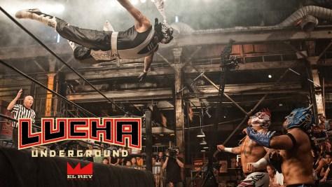 Lucha Underground - Cowabunga!