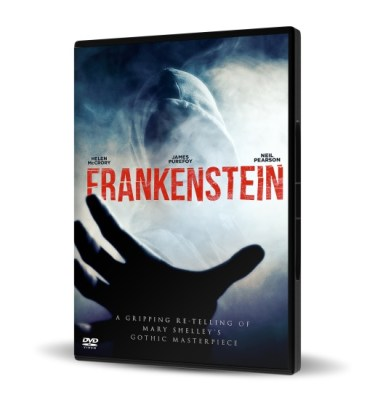 Frankenstein Box Art