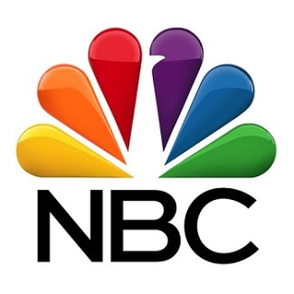 "NBCUNIVERSAL LOGOS -- Pictured: ""NBC"" Stacked Logo on White: for Digital Use -- (Photo by: NBC)"
