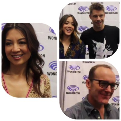 WonderCon Agents Of Shield 3-28-16