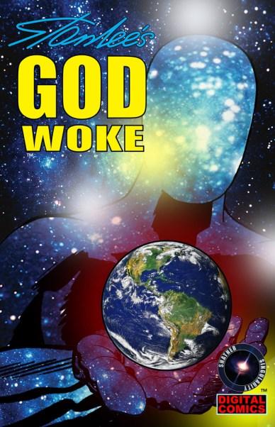 Stanlee GodWoke Cover