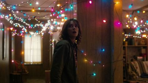 Stranger Things - Joyce's Christmas Lights