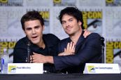 Is it really the last season for the Salvatore brothers in The Vampire Diaries?! (Paul Wesley, Ian Somerhalder)