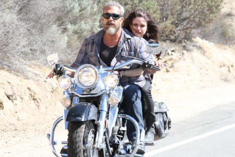 Blood Father - Get Your Motor Runnin'