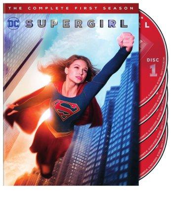 Supergirl S1 DVD