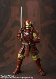Samurai Iron Man MKIII