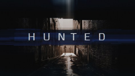 hunted_logo