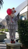 Pennywise the clown from IT!