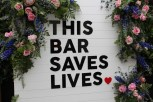 This Bar Saves Lives event