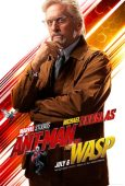 Dr. Henry 'Hank' Pym (Michael Douglas)