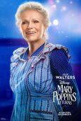 Mary Poppins Returns - Ellen (Julie Walters) - Photo courtesy of Disney.