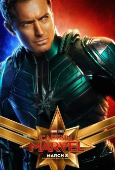 Captain Marvel - Mar-Vell (Jude Law)