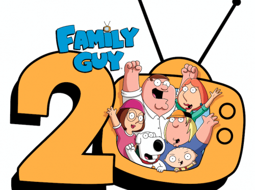 TBS Announces FAMILY GUY 20TH ANNIVERSARY MARATHON!