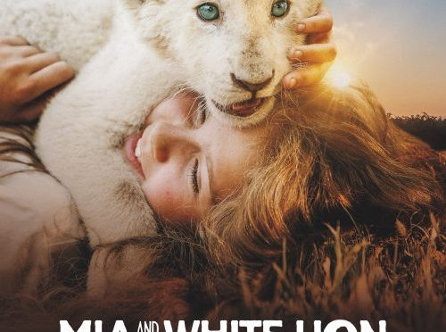You're Lucky! He Likes You! Trailer: Mia and the White Lion!