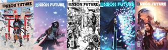 Neon future comics WC 2019