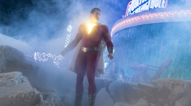Movie Review: Shazam! Disappoints Michelle!