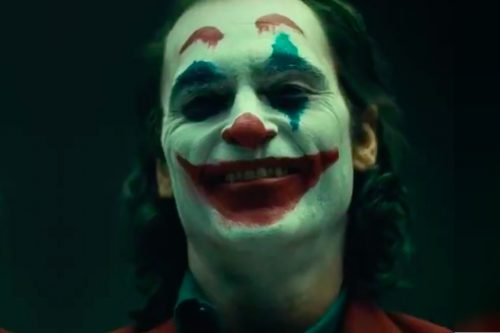 Put On a Happy Face Trailer: Joker!