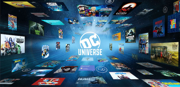The Stream: DC Universe Goes BIG at Comic-Con 2019