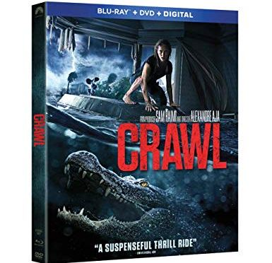Creepy Crawl Comes to Home Video on September 24!