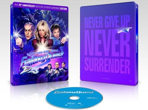 By Grabthar's Hammer! Galaxy Quest Gets Limited Edition Steelbook Release!