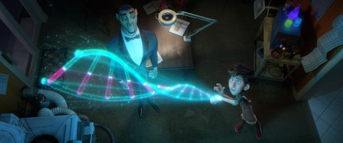 He'll Figure It Out on the Fly Trailer:  Spies in Disguise!