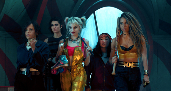 Fresh Start Trailer: Birds of Prey (and the Fantabulous Emancipation of One Harley Quinn)!