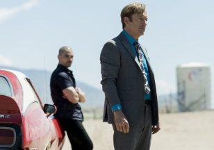 Better Call Saul - Nacho Varga (Mike Mando), Jimmy McGill/Saul Goodman (Bob Odenkirk)