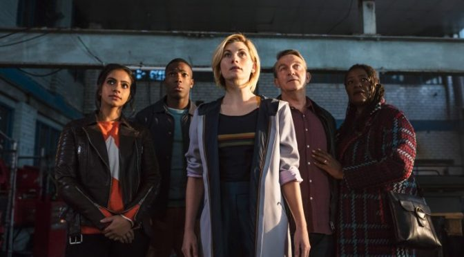 Doctor Who Adds Guest Stars Goran Višnji? and Robert Glenister!