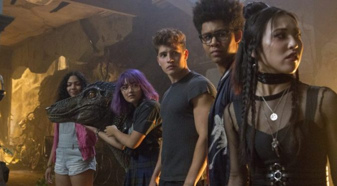 Cloak & Dagger Trailer: Marvel's Runaways!