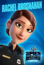 Spies in Disguise - Wendy Beckett (Rachel Brosnahan)