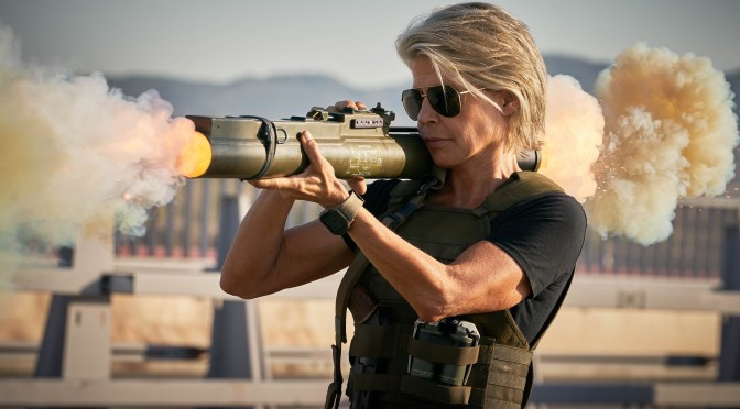 Terminator: Dark Fate, Not That Bad, Michelle's Review Spoiler Free