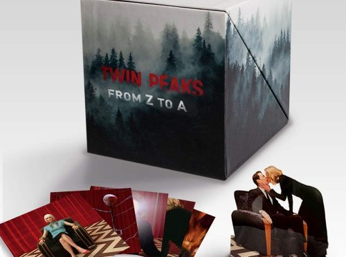 Go Even Deeper Into Twin Peaks with Twin Peaks: Z to A!