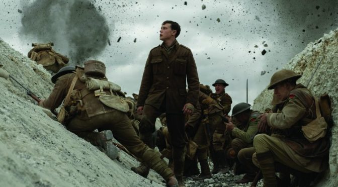 Last Man Standing Trailer: 1917!