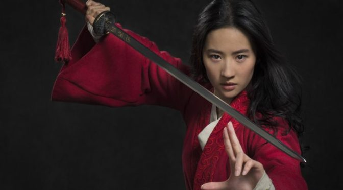Mulan Director and Stars Talk Stunts!