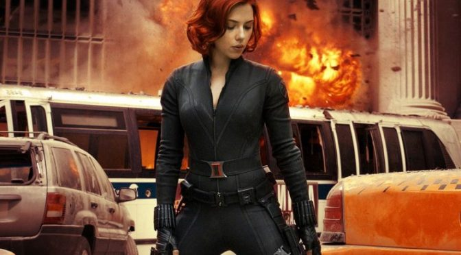 Facing Her Past Trailer: Black Widow!