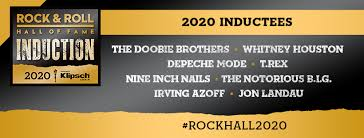 2020 Rock & Roll Hall of Fame Induction Delayed!