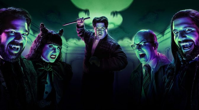 FANGTASTIC! FX RENEWS WHAT WE DO IN THE SHADOWS FOR A THIRD SEASON!