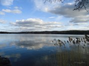 april reflection