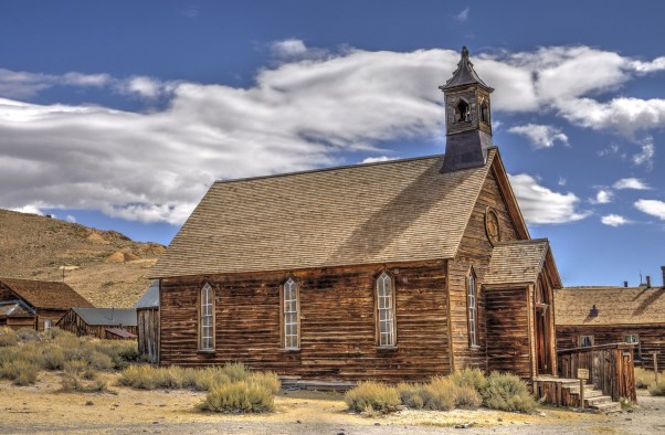 Bodie Ghost Town 001