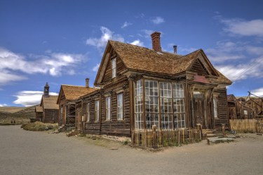 Bodie Ghost Town 006