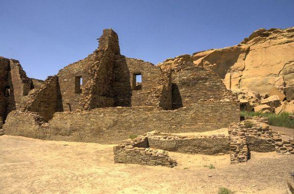 Chaco Canyon 001