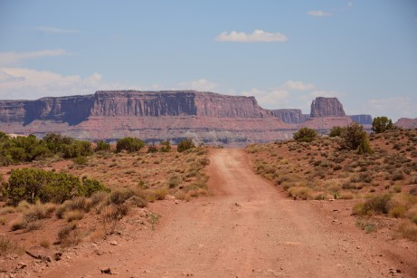 Canyonlands National Park - White Rim Road
