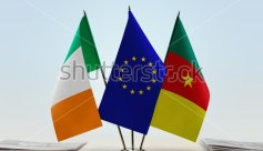 stock-photo-flags-of-ireland-european-union-and-cameroon-1033956412