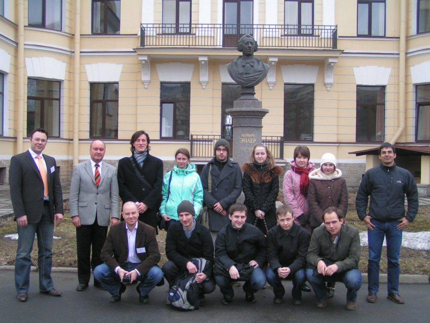 Seminar in the Euler International Mathematical Institute