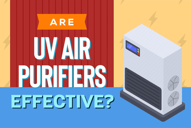 Are uv air purifiers effective