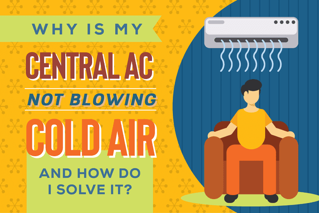 AC Not Blowing Cold Air