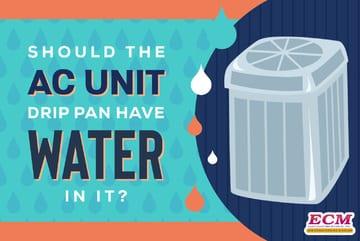 ac unit drip pan