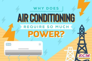 air conditioning power requirements